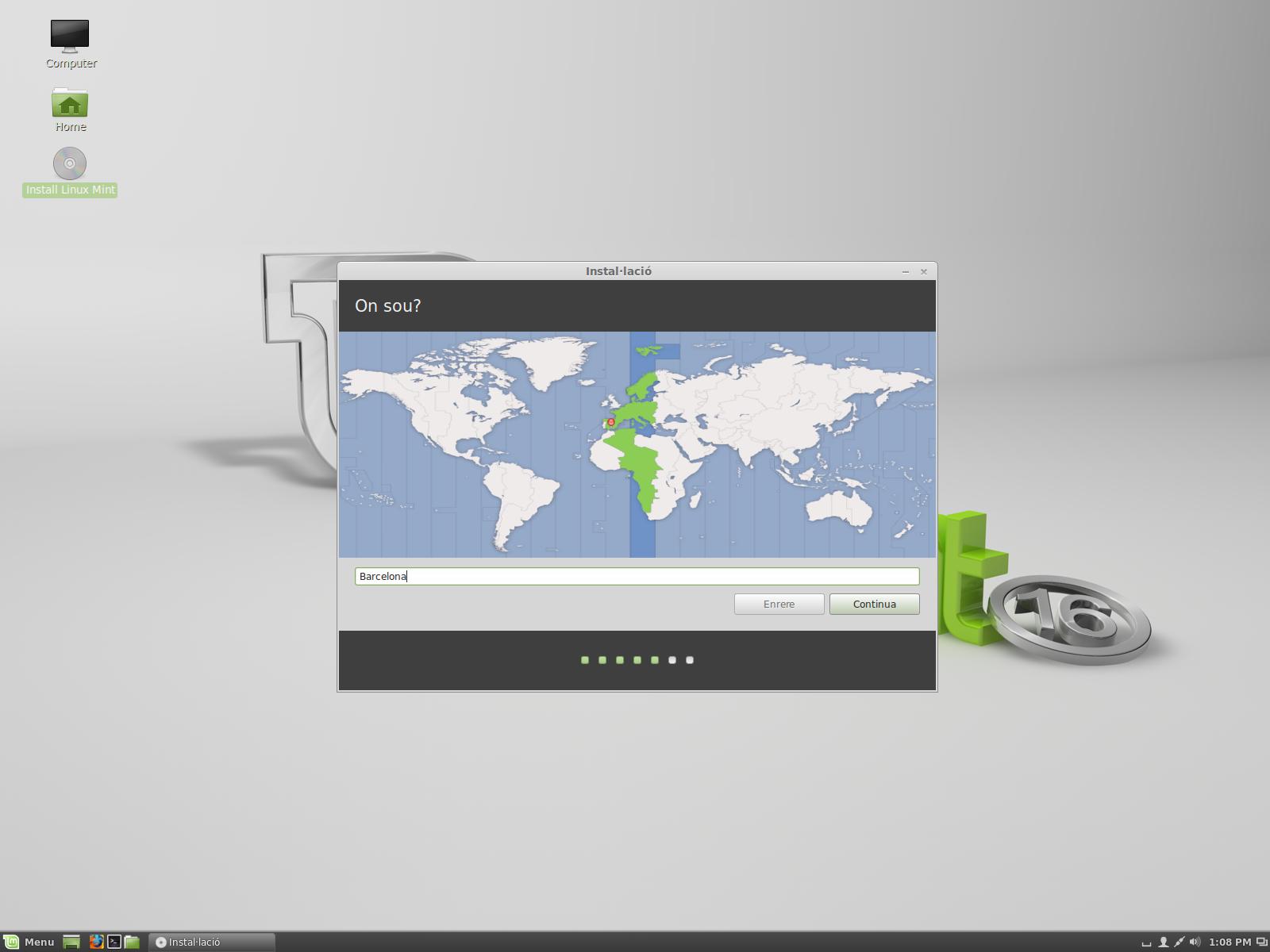 Linux 5