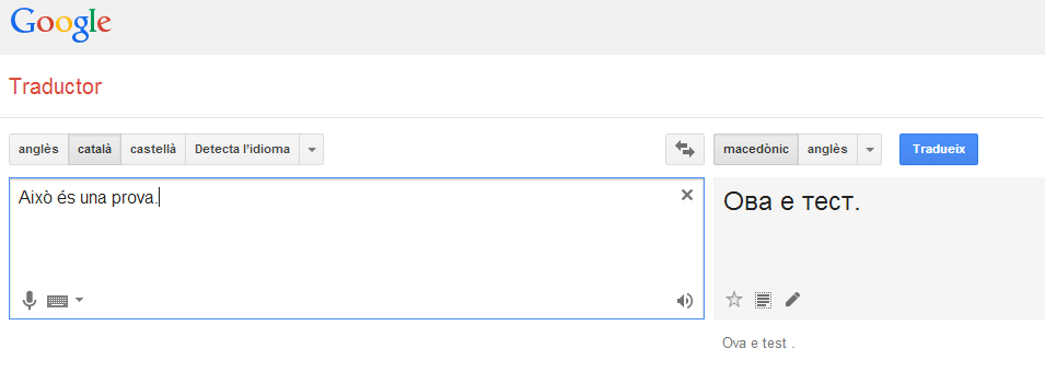 Porva Google Translate