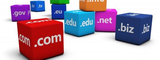 Registro de dominios y hosting