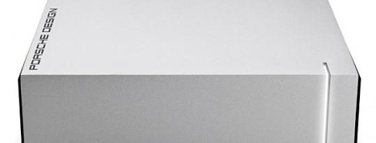 Cambio de disco duro en una caja Lacie Porsche Design