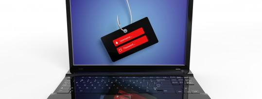 Phishing por email imitando a Google Drive y Gmail