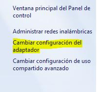 desactivar ipv6 mantenimiento informático para empresas Barclona - dactil